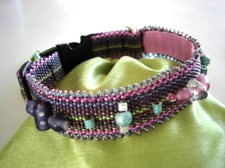 Designer Pet Collars for Dogs and Cats